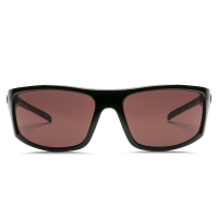 Electric Tech One Sunglass Gloss Black w OHM+Rose Lens