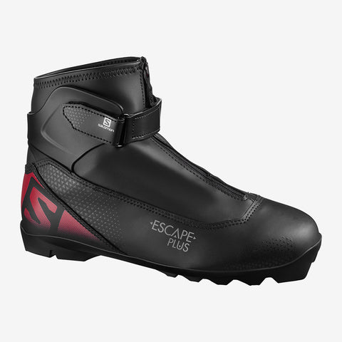 Salomon Escape Plus Prolink Nordic Boot Black/Red 2021