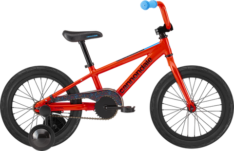 Cannondale Kids 16 Trail Acid Red 2021