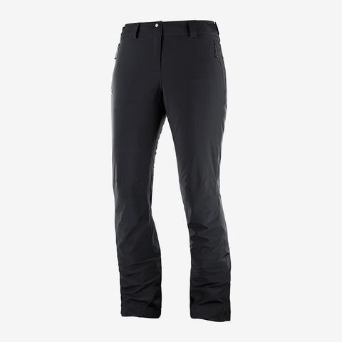 Salomon Icemania Pant Women's Short Black 2020