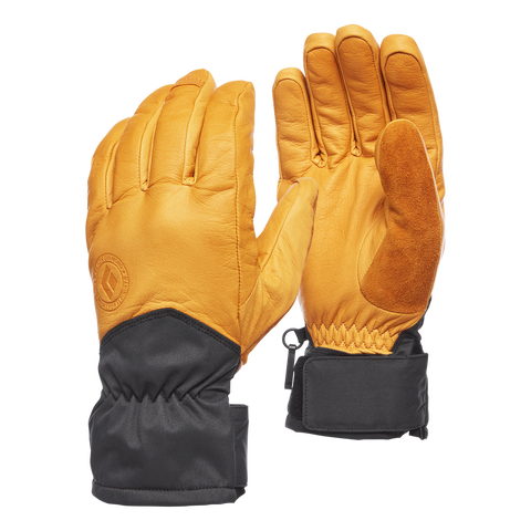 Black Diamond Tour Glove Natural