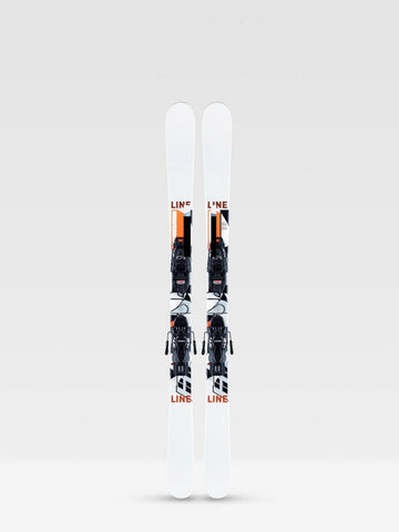 Line Wallisch Shorty Jr Ski + Marker Binding 2021