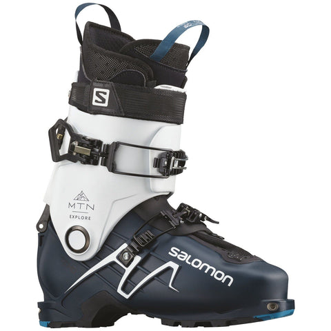 Salomon Mtn Explore Ski Boots Blue/White - 2021