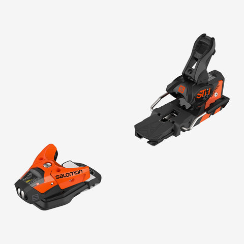 Salomon STH2 WTR 13 Ski Bindings Orange/Blk 2020