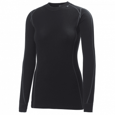 Helly Hansen Women's Warm Crew Black