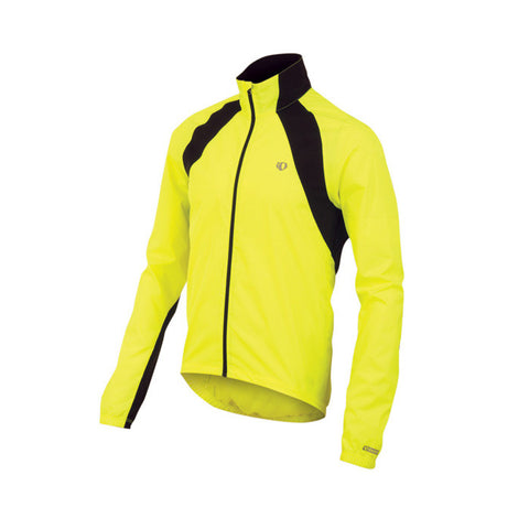 Pearl Izumi Select Barrier Jacket Yellow/Blk