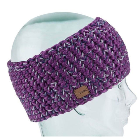 Coal The Peters Headband Plum