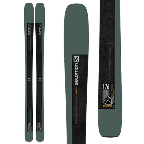 Salomon Stance 90 Skis 2021