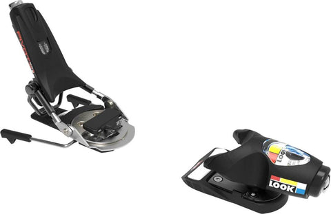 Look Pivot 18 Ski Bindings Black