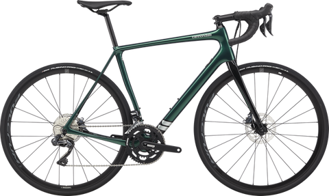 Synapse Carbon Ultegra Di21 Bike 2020 Emerald
