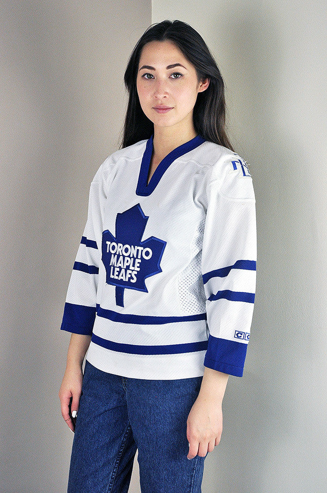 Vintage Toronto Maple Leaf Original Ice Hockey Jersey Top