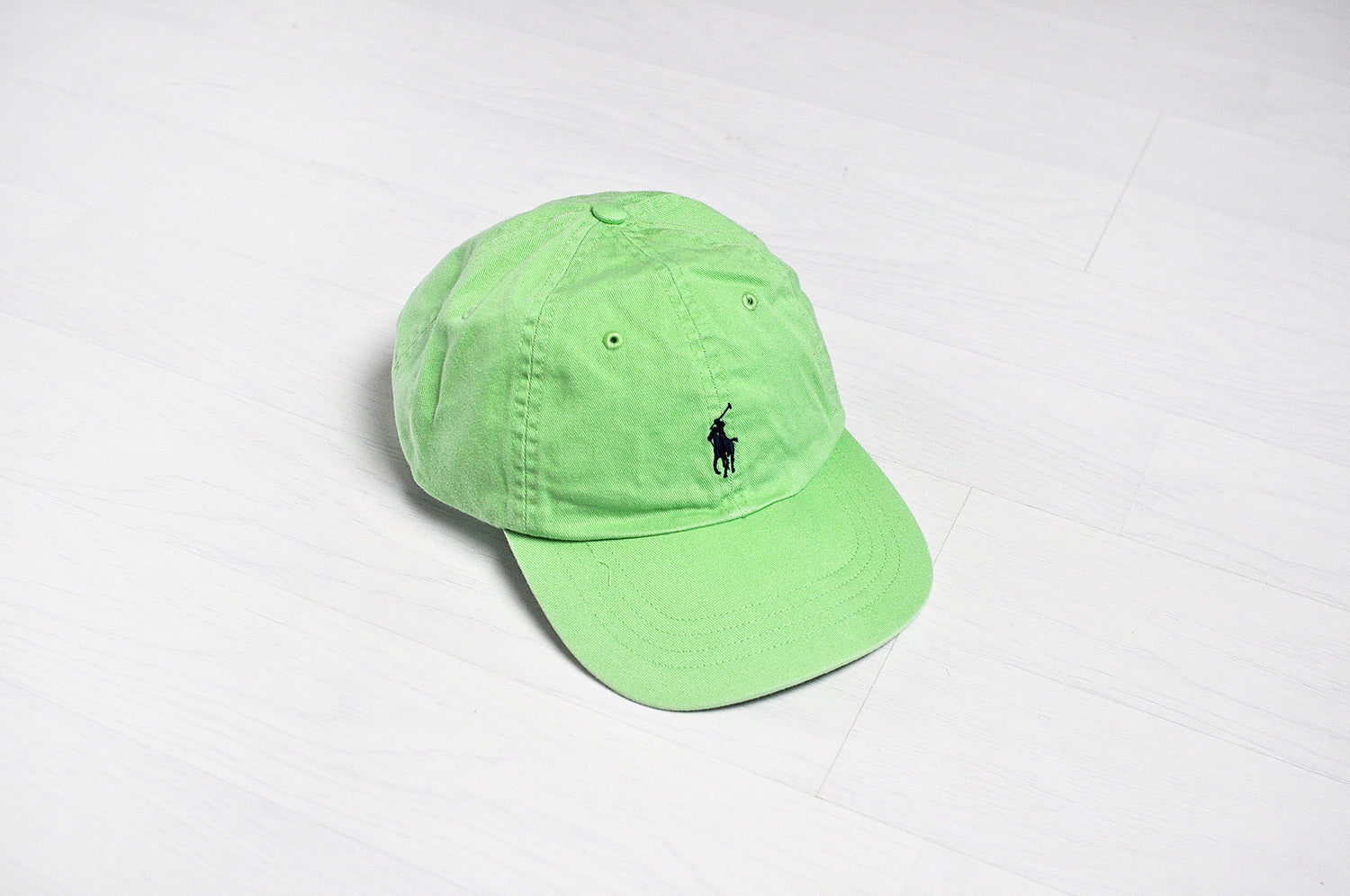 Vintage Ralph Lauren Polo Pony 6 Panel Cap/Hat