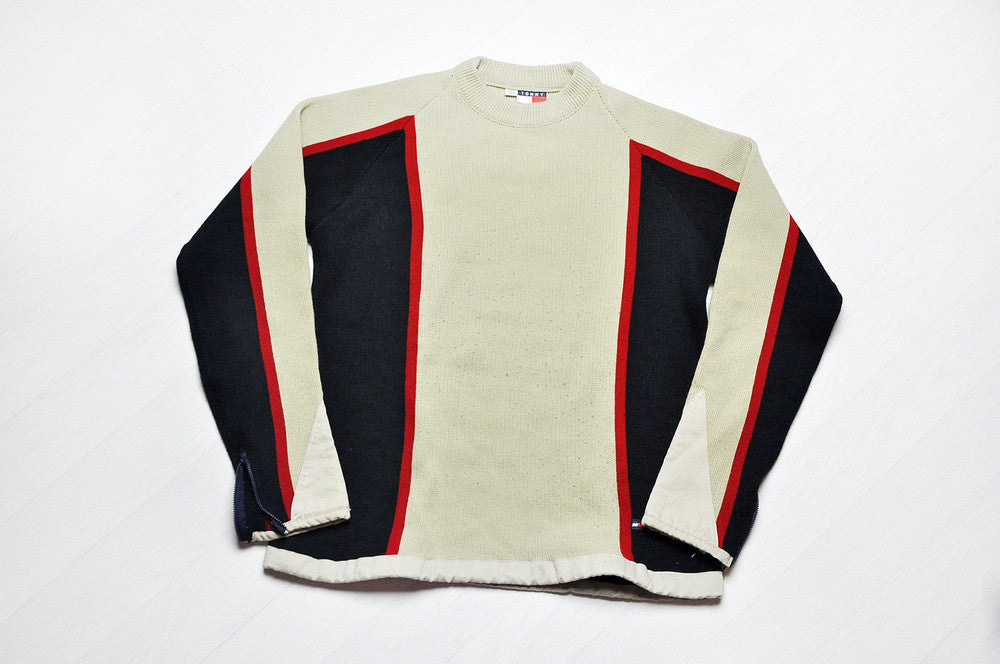 Vintage Tommy Hilfiger Knit Jumper/Sweater