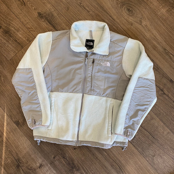 The North Face Denali Fleece - Pastel/Pale Green/Blue