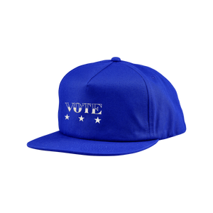 FOF X VOTE BLUE HAT