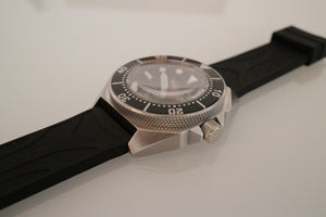 Makara Octopus (Stainless Steel / Black)