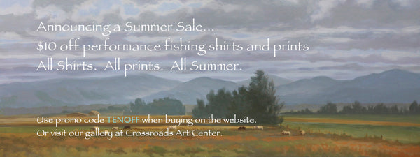 Summer Sale at Crittenden Studio