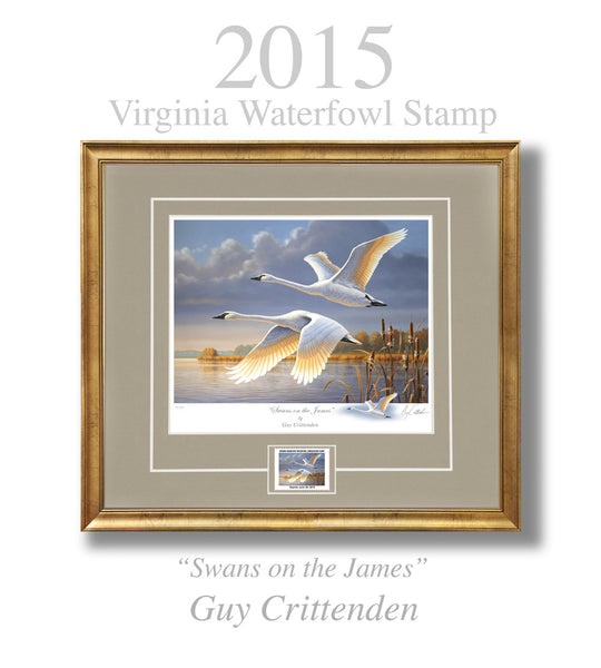 """Five Virginia Duck Stamps"" - The Crittenden Collection"