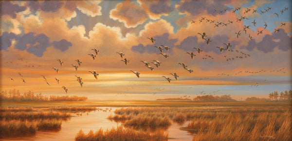 """Eastern Shore Sunrise"" - SOLD"
