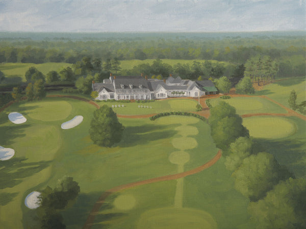 """Country Club of Virginia - James River Club""  - SOLD"
