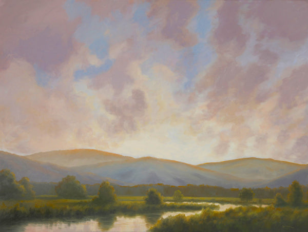 """Fading Light"" - Bath County  - SOLD"