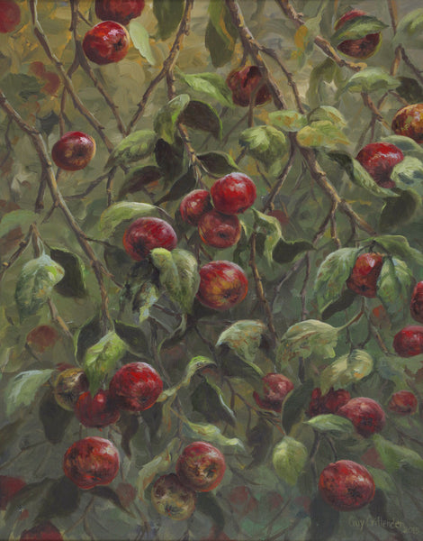 """Little Red Apples"""