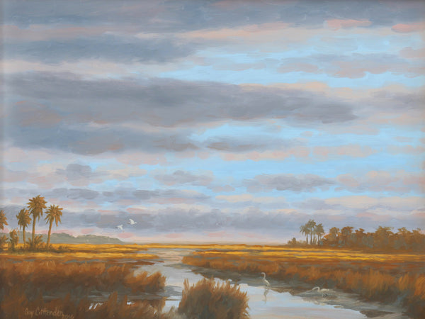 """Pawley's Island"" - SOLD"