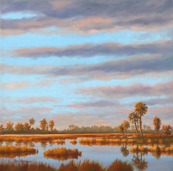 """Quiet Afternoon""  - South Carolina"