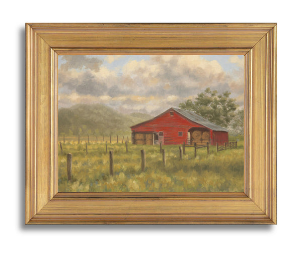 """Bath County Barn""  -  SOLD"