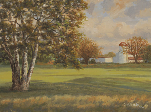 """Tuckahoe Creek Golf Course""  No. 13 - SOLD"