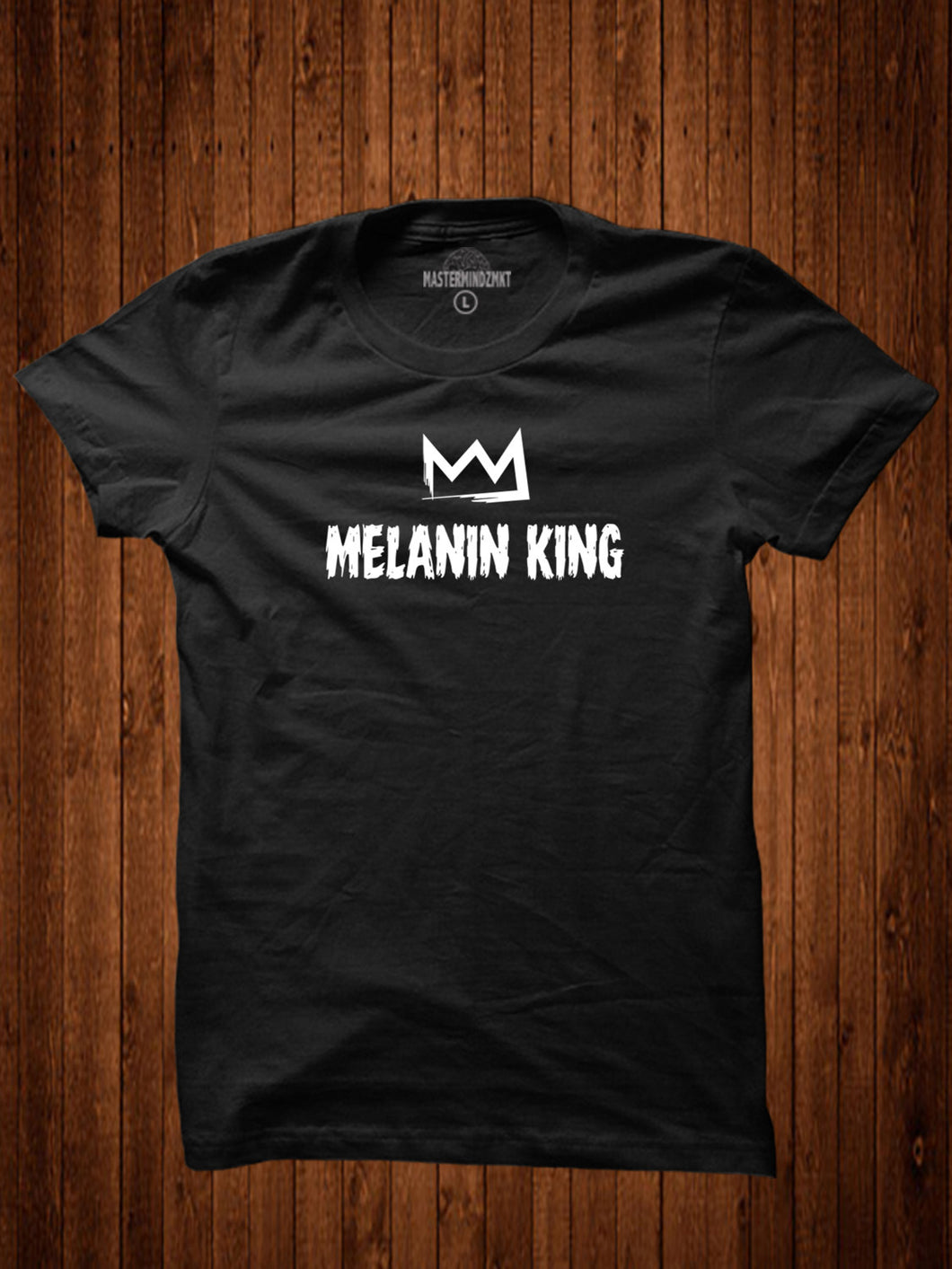 Melanin King, Black History Month, Black Lives Matter, Black Pride, Black Empowerment, Afrocentric, Inspirational Shirt, Gift for him