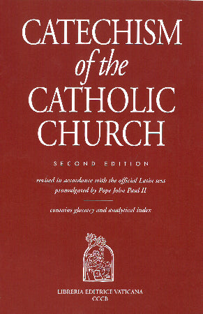Catechism of The Catholic Church Hard Cover