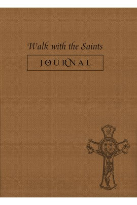 Walk with the Saints Daily Journal