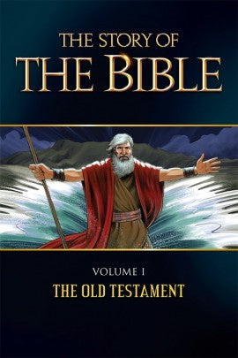 The Story of the Bible -  The Old Testament Vol 1