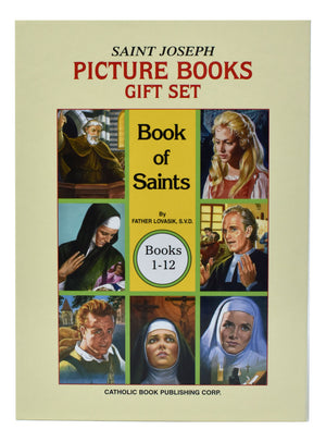 Book Of Saints Gift Set (Books 1-12)
