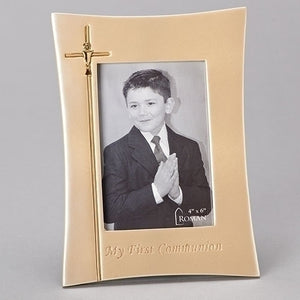 "9.25"" First Communion Photo Frame"
