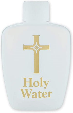 2 oz. Holy Water Bottle