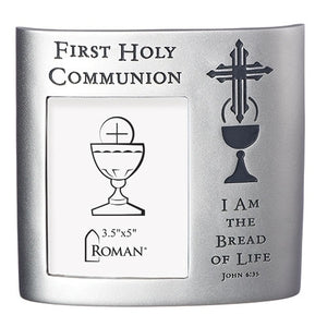 "6"" H Communion Frame"