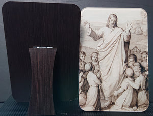 6x4 MDF - Jesus with Children