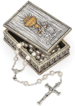 "2.75"" Communion Keepsake Box"