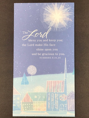 Christmas Card - Money/Gift Card - General