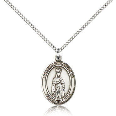 PW Our Lady of Fatima w/ CH 18""