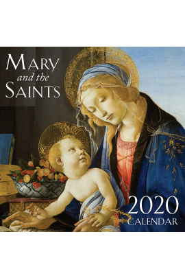 2020 Mary and the Saints Wall Calendar
