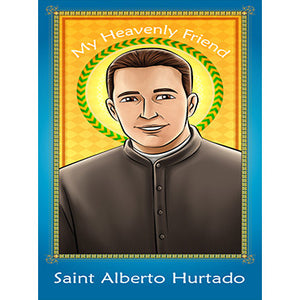 Prayer Card - Saint Alberto Hurtado (Pack of 25)