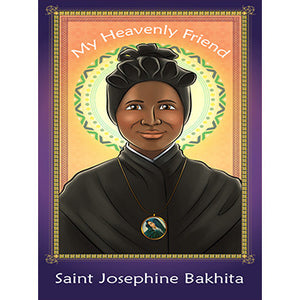 Prayer Card - Saint Josephine Bakhita