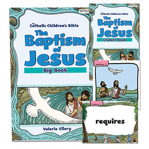 The Baptism of Jesus Big Book Set
