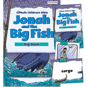 Jonah and the Big Fish Big Book Set