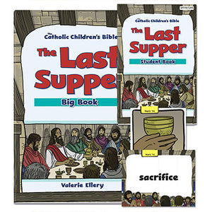 The Last Supper Big Book Set