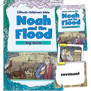 Noah and the Flood Big Book Set