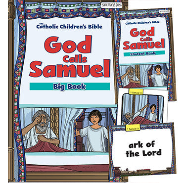 God Calls Samuel Big Book Set